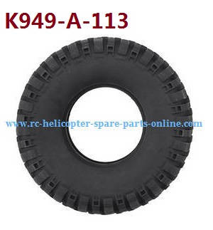 Wltoys 10428-A RC Car spare parts tire skin K949-02