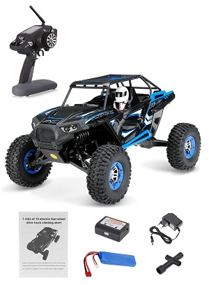 Wltoys 10428-B RC Car RTR