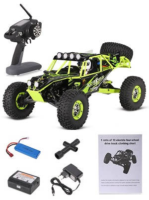 Wltoys 10428 RC Car RTR
