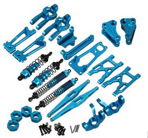 Wltoys 10428-C RC Car spare parts upgrade metal parts group B