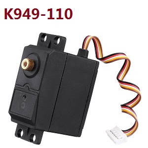 Wltoys 10428-C RC Car spare parts SERVO steering engine K949-110