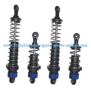 Wltoys 10428-C RC Car spare parts long and short shock absorbers 4pcs