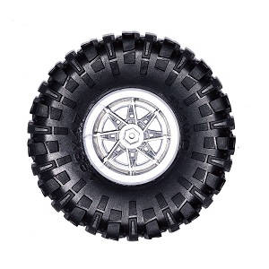 Wltoys 104310 RC Car spare parts tire