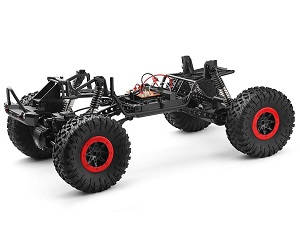 Wltoys 104311 RC Car without transmitter,battery,charger,car shell,etc.