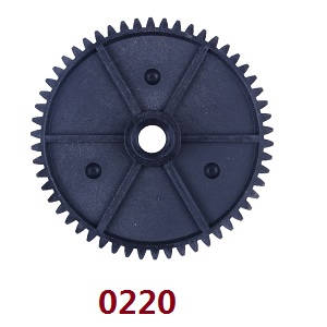 Wltoys 12409 RC Car spare parts reduction big gear 0220