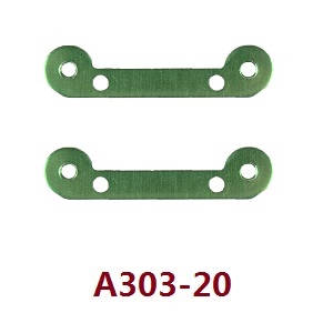 Wltoys 12409 RC Car spare parts forearm code board A303-20