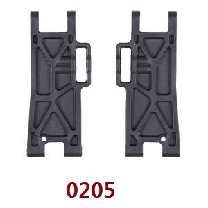 Wltoys 12409 RC Car spare parts arm as-lower front swing 0205