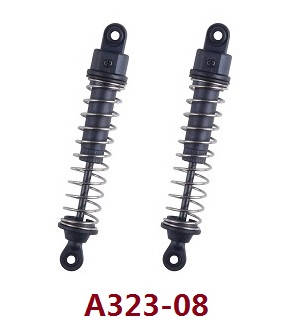 Wltoys 12409 RC Car spare parts shock absorber assembly (long) A323-08