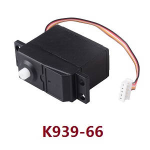 Wltoys 12409 RC Car spare parts SERVO K939-66