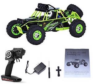 Wltoys 12428 RC Car RTR