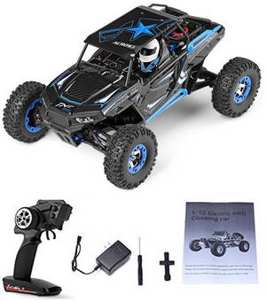 Wltoys 12428-B RC Car RTR
