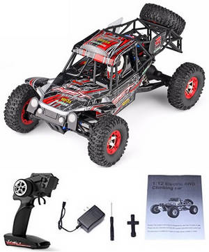 Wltoys 12428-C RC Car RTR
