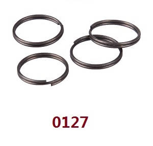Wltoys 12628 RC Car spare parts then cup spring (0127)