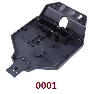 Wltoys 12628 RC Car spare parts chassis (0001)