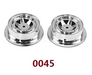 Wltoys 12628 RC Car spare parts hub 2pcs (0045)