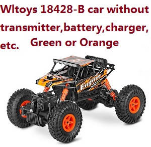 Wltoys 18428-B RC Car without transmitter,battery,charger,etc.