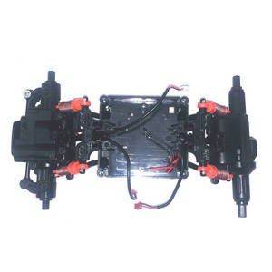 Wltoys 18428-B RC Car spare parts all driven and steering module set