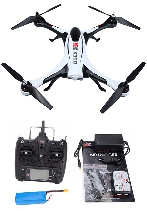 Hot Deal XK Stunt X350 Air Dancer RC Drone with 1 battery RTF