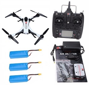 XK Stunt X350 Air Dancer Drone with 3 battery RTF