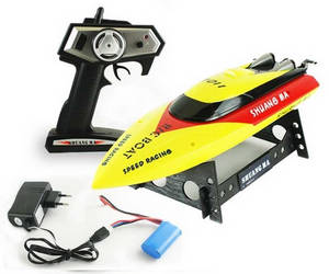 Shuang Ma 7011 RC Boat (Random color)