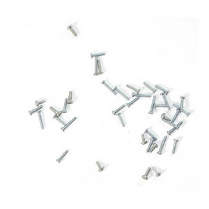 Huanqi 898B HQ 898B RC quadcopter drone spare parts screws