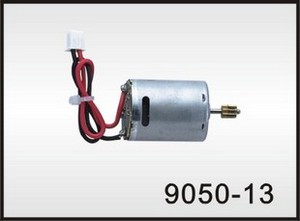 Double Horse 9050 DH 9050 RC helicopter spare parts main motor (Red-Black wire)