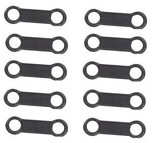 Double Horse 9050 DH 9050 RC helicopter spare parts connect buckle 10pcs
