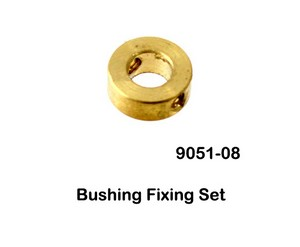 Double Horse 9051 9051A 9051B DH 9051 RC helicopter spare parts copper ring on the hollow pipe