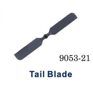 Shuang Ma 9053 SM 9053 RC helicopter spare parts tail blade