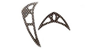 Double Horse 9100 DH 9100 RC helicopter spare parts tail decorative set