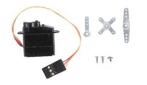 Double Horse 9100 DH 9100 RC helicopter spare parts SERVO
