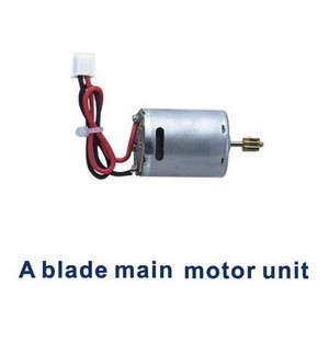Double Horse 9101 DH 9101 RC helicopter spare parts main motor A (Red-Black wire)