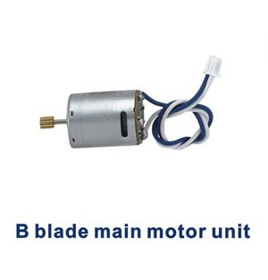 Double Horse 9101 DH 9101 RC helicopter spare parts main motor B (Blue-White wire)