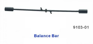 Double Horse 9103 DH 9103 RC helicopter spare parts balance bar