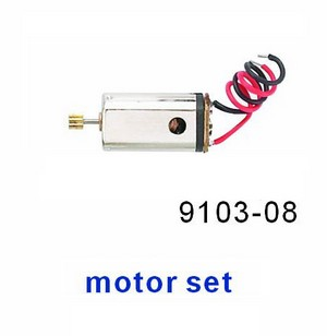 Double Horse 9103 DH 9103 RC helicopter spare parts main motor