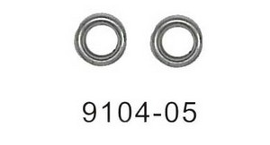 Double Horse 9104 DH 9104 RC helicopter spare parts bearing