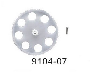 Double Horse 9104 DH 9104 RC helicopter spare parts main gear