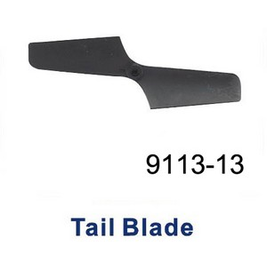 Double Horse 9113 DH 9113 RC helicopter spare parts tail blade