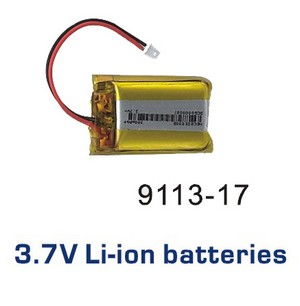 Double Horse 9113 DH 9113 RC helicopter spare parts battery