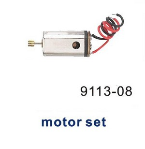 Double Horse 9113 DH 9113 RC helicopter spare parts main motor