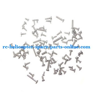 Shuang Ma 9115 SM 9115 RC helicopter spare parts screws set