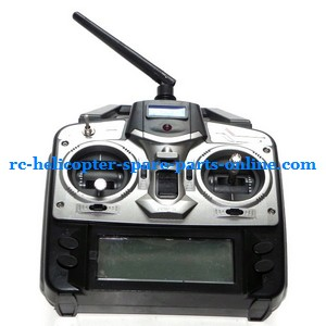 Double Horse 9117 DH 9117 RC helicopter spare parts transmitter