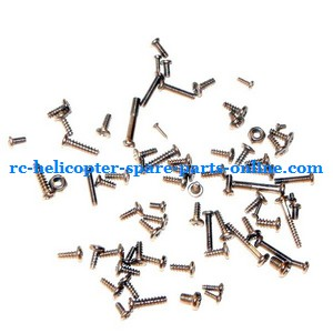 Double Horse 9117 DH 9117 RC helicopter spare parts screws set