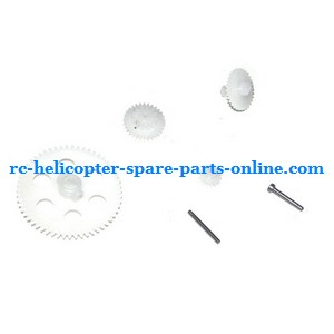 Shuang Ma 9120 SM 9120 RC helicopter spare parts main gear set