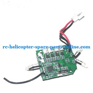 Double Horse 9128 DH 9128 Quadcopter RC model spare parts PCB BOARD