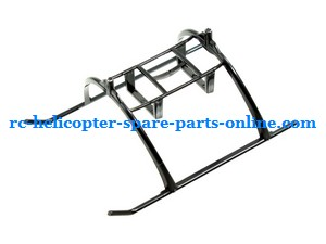 Great Wall 9958 Xieda 9958 GW 9958 RC helicopter spare parts undercarriage