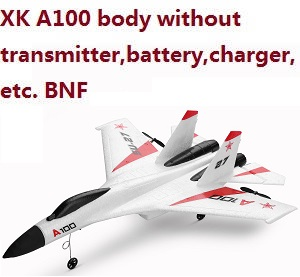 Wltoys XK A100 body without transmitter,battery,charger,etc. BNF