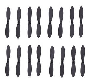 Wltoys XK A130 RC Airplanes Helicopter spare parts main blades 4sets
