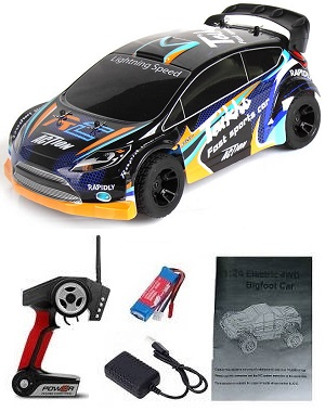 Hot Deal Wltoys A242 RC Car RTR
