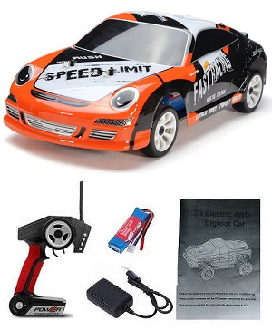 Wltoys A252 RC Car RTR (Same function with A202 A212 A222 A232 A242 A262)